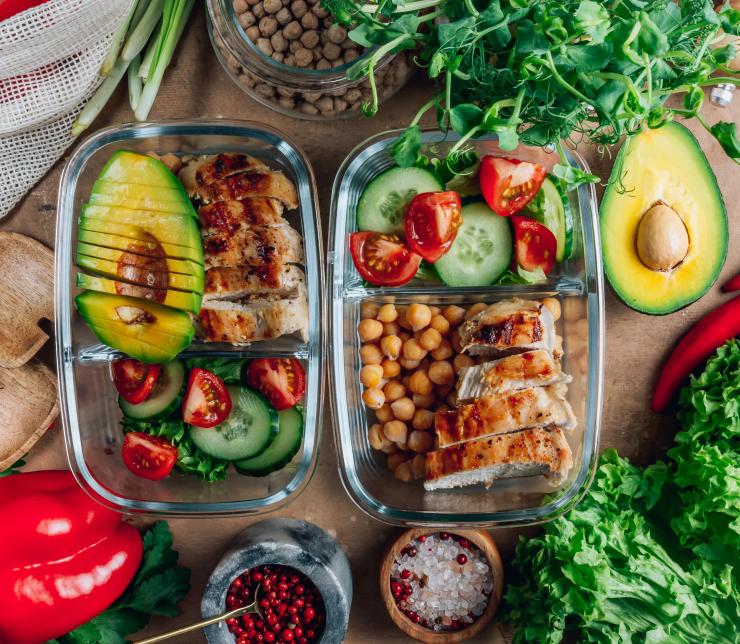 Meal Prepping – pre-cooking made easy!