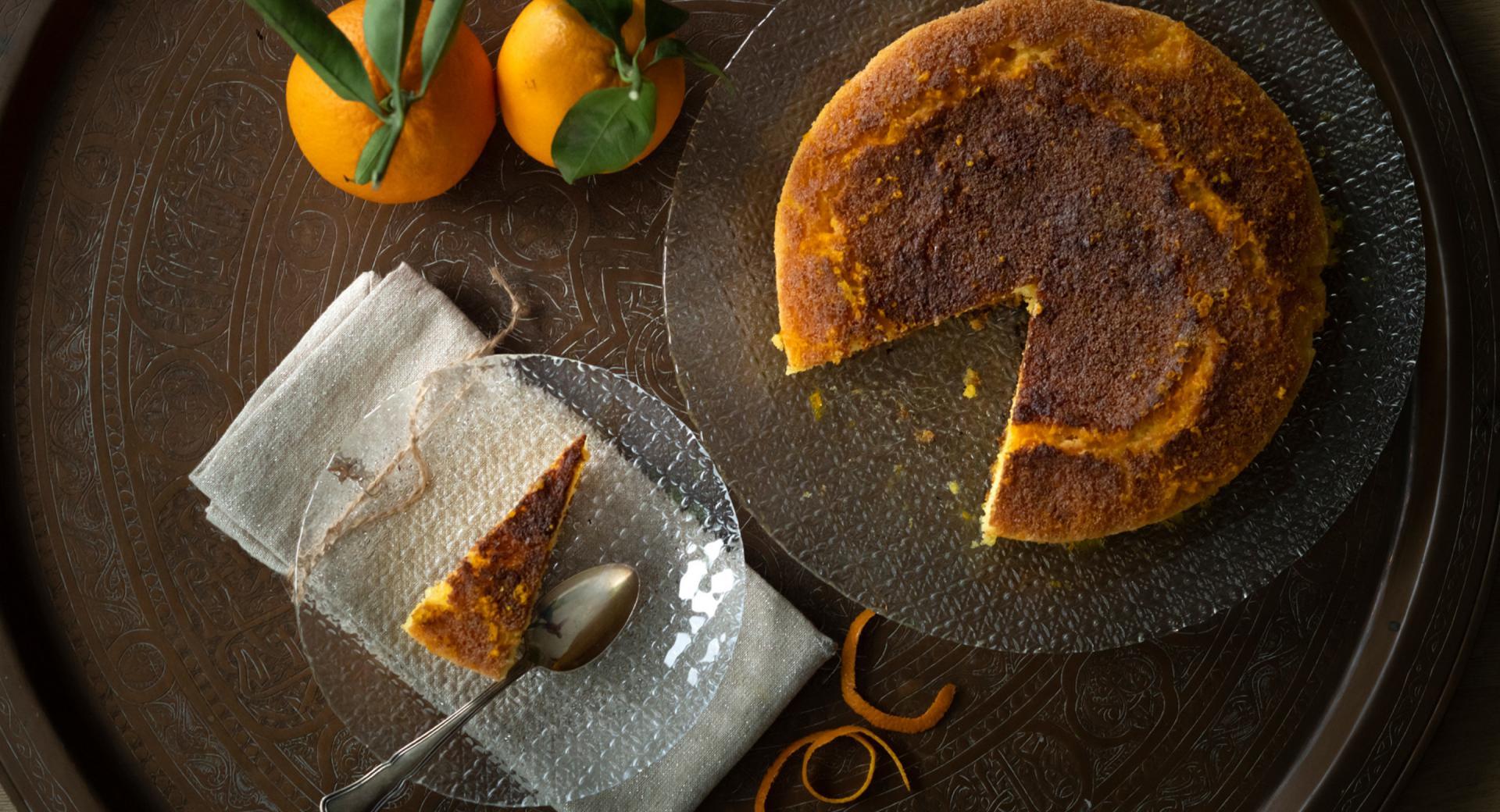 Orange Cake (Portakal Tatlisi)