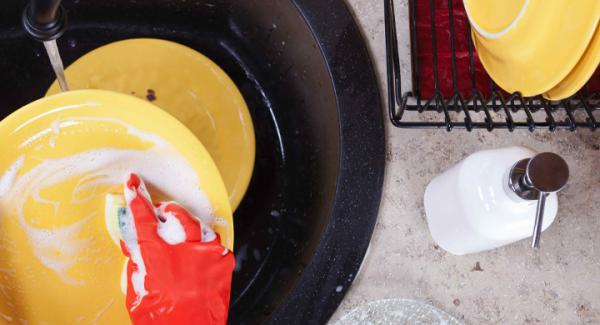 Spotless and Sparkling Clean— Daily Dishwashing Tips and Tricks