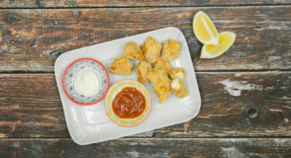 AMC chicken nuggets