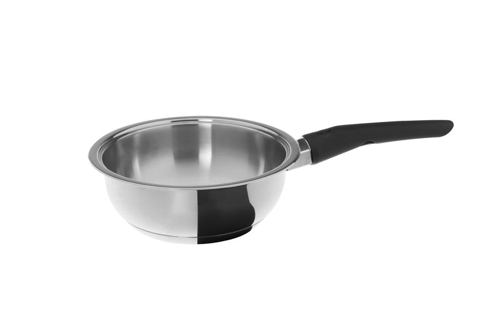 Sauteuse Prime removable handle 20 cm